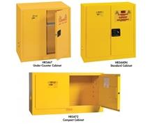 FLAMMABLE SAFETY CABINETS